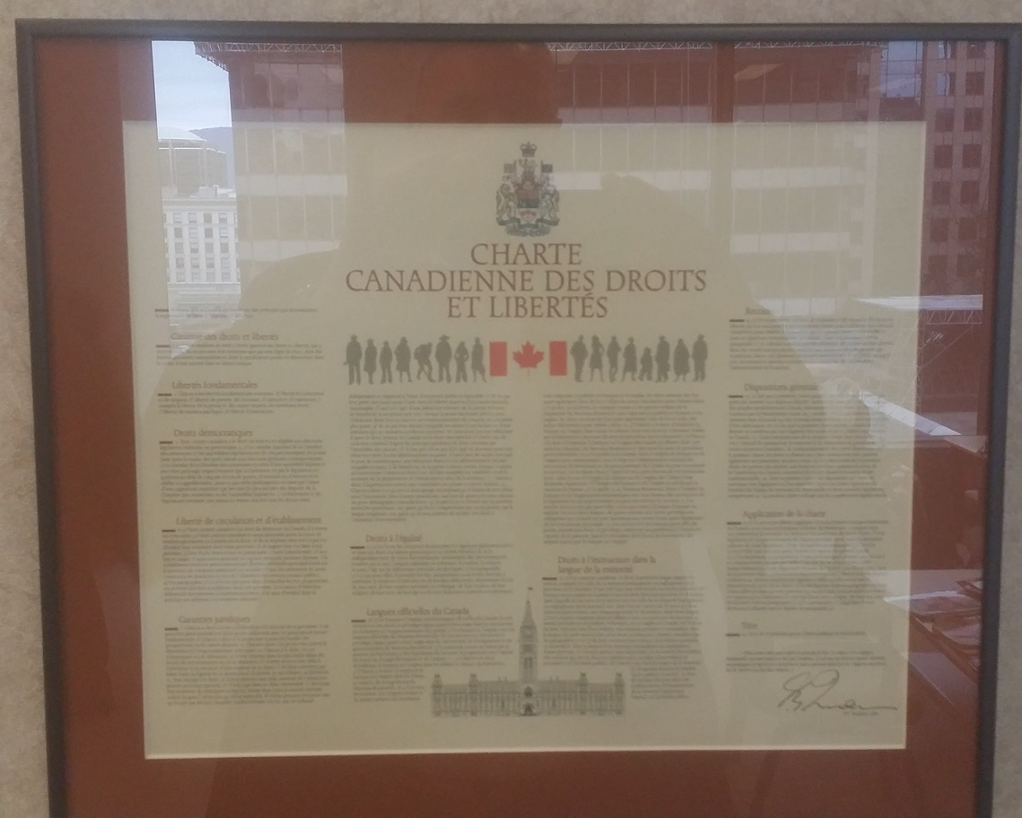 Charter of Rights photo