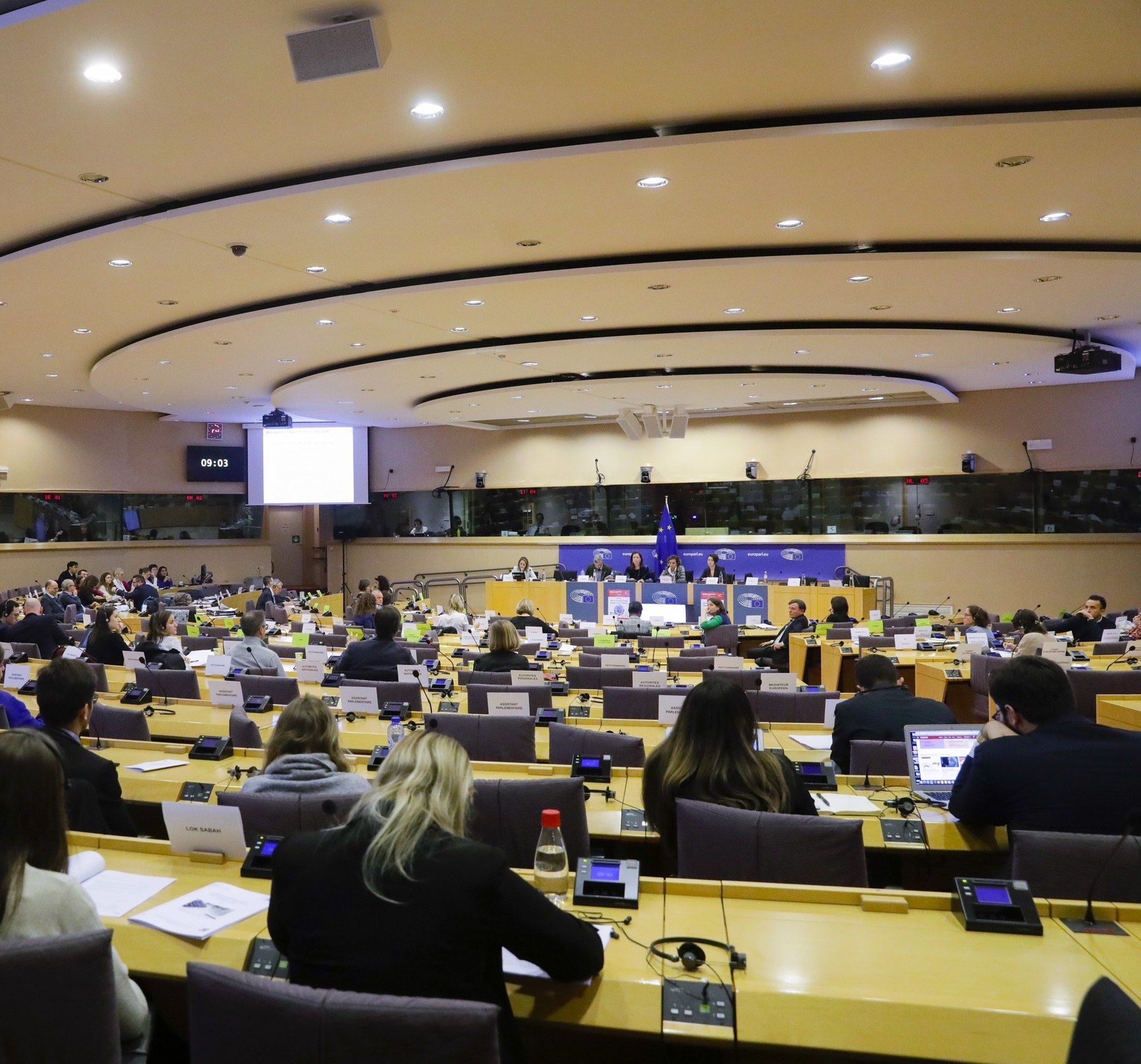PETI public hearing on  ' FATCA and its extraterritorial impact on EU citizens '