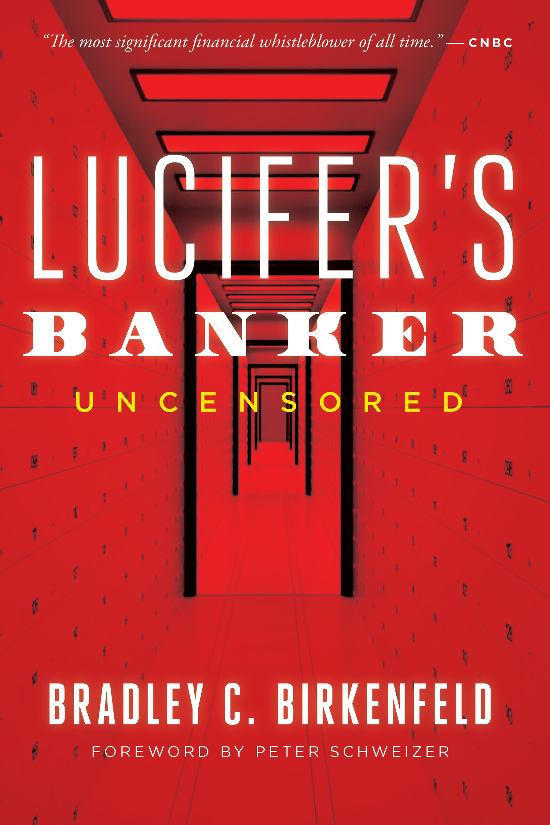 Lucifers Banker Uncensored cover