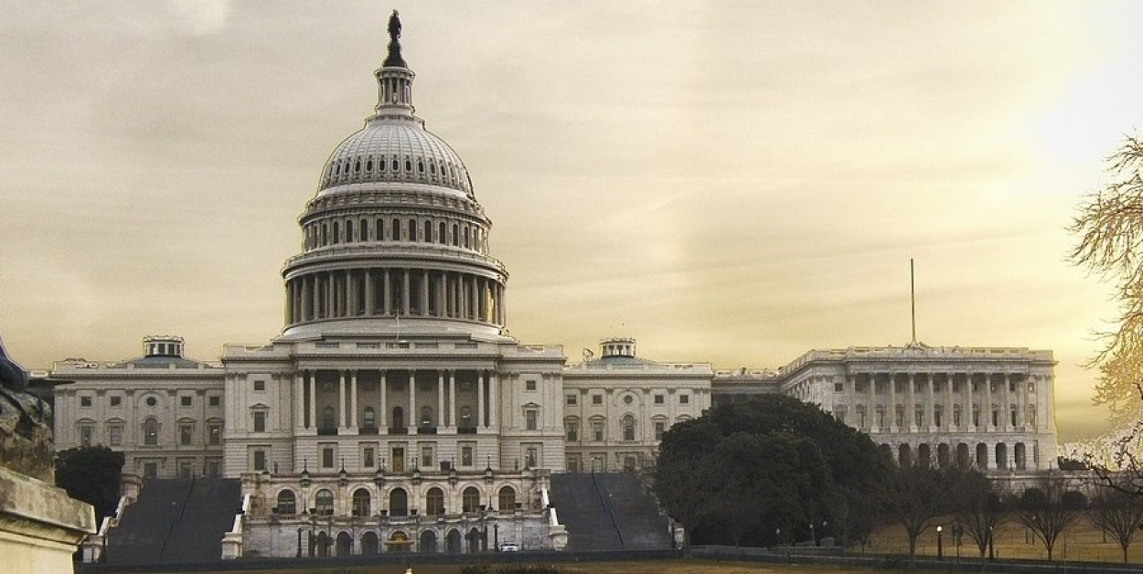 The U.S. Capitol, which lacks expat representation, some say, but which may soon see District of Columbia representation