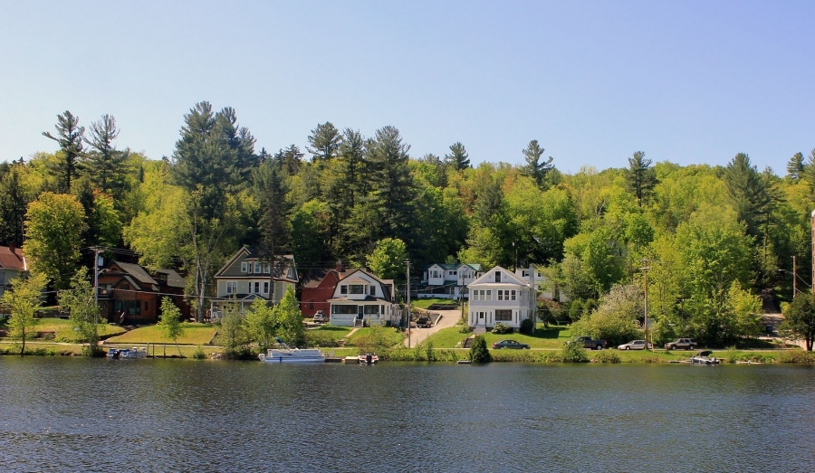 Saranac Lake, New York, after which Saranac Partners is named