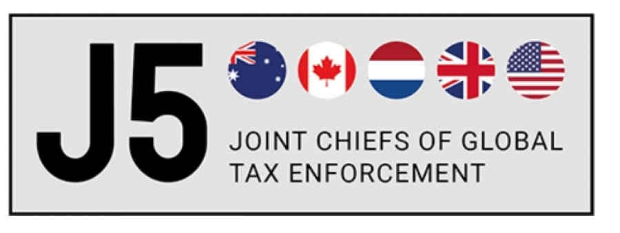 IRS officials meet 'J5' counterparts in Sydney to discuss joint 'tax crime' enforcement