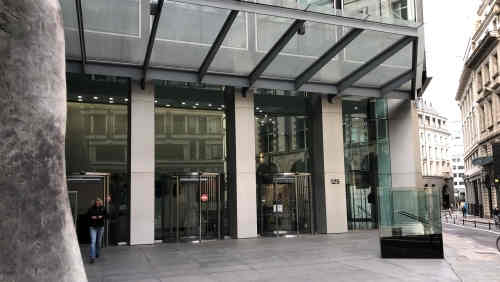 Eaton Vance's London offices