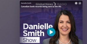 Richardson, to Canadian radio talk show hostess Danielle Smith: U.S. FATCA info requirements 'incredibly intrusive'