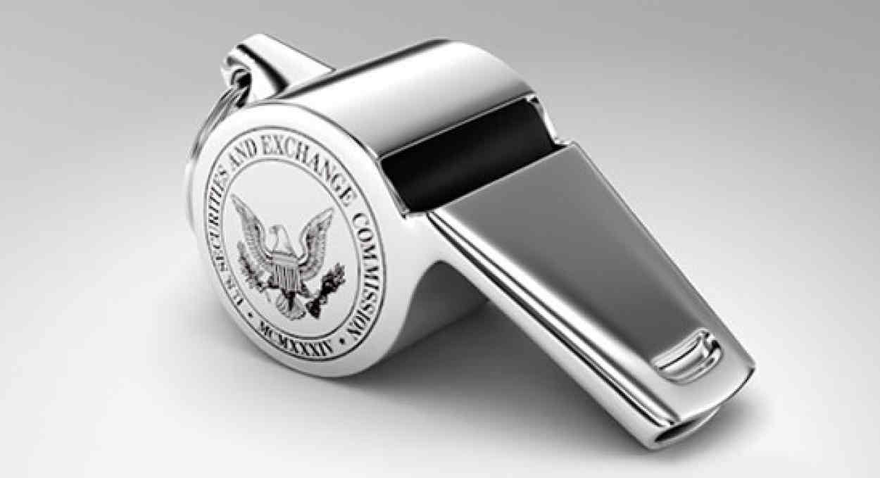 SEC awards 'almost US$30m' to to two 'insider' whistleblowers