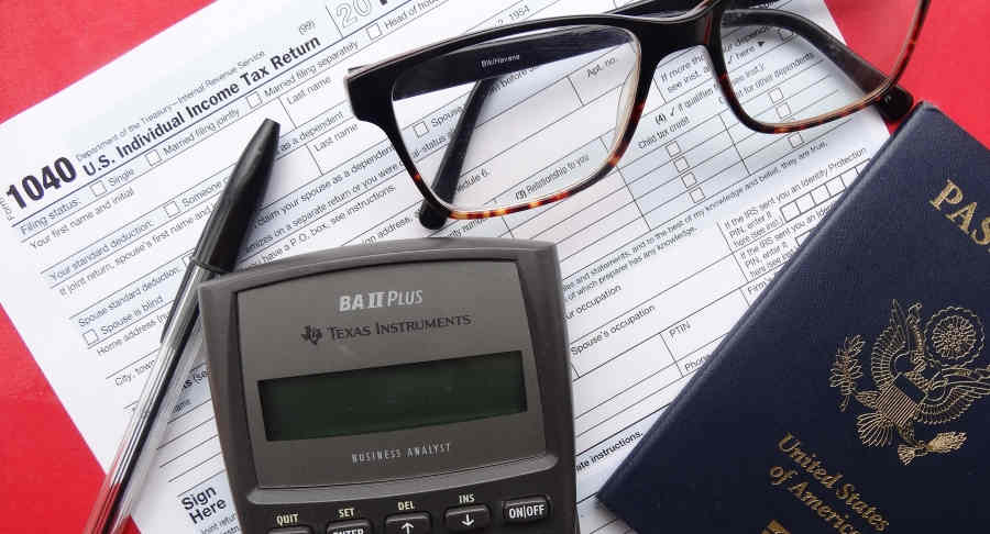 Number of U.S.-licensed tax advisers overseas surges: Report