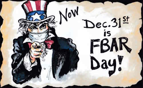 FBAR deadline pushed back to Dec. 31; What the FBAR is, and why it matters