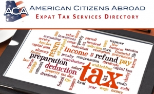 American Citizens Abroad updates its online tax services directory