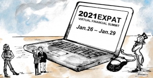 First-ever '2021 Expats Virtual Financial Summit' set for Jan. 26 - 29