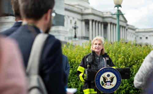 BREAKING: Democratic NYC Congresswoman Maloney re-introduces two bills to help Americans abroad