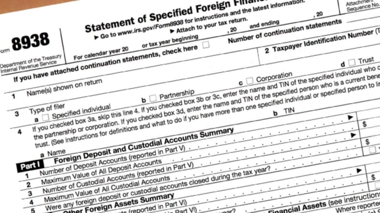 U.S. government report acknowledges problems with FATCA reporting