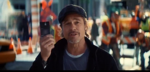 French 'accidentals' protest over use of Brad Pitt in ad by bank named in discrim suit