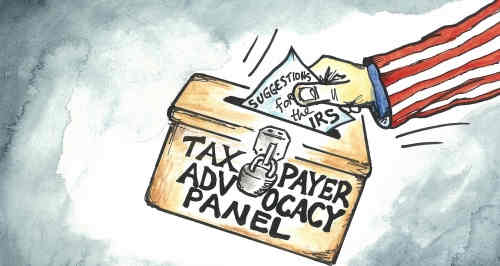 Recruitment for Taxpayer Advocacy Panel's only expat rep seat to begin shortly
