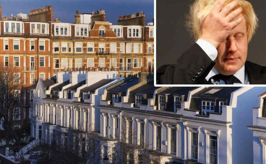 Get professional advice to avoid risk of a 'Boris', U.S. expats in U.K. warned