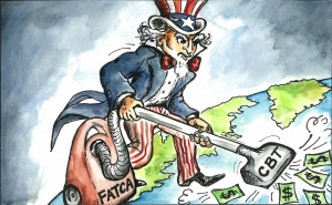 FATCA: The 2010 'tax evasion law' that's 'now an extra-territorial money-sucking machine'