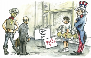 London expats return to the classroom for lessons on FBARs, foreign tax credits and PFICs: Part 1