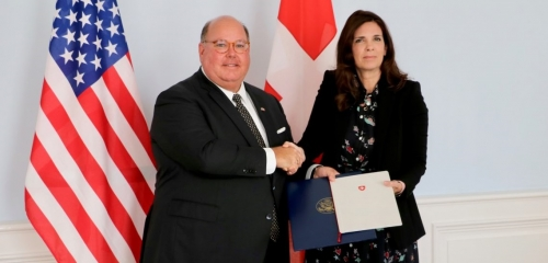 U.S. and Switzerland tax deal finally ratified after Congress finally approves it